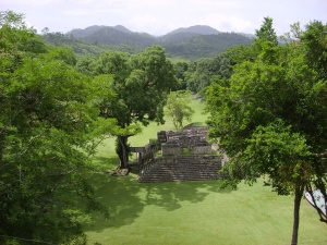 Mayan Ruins, Honduras