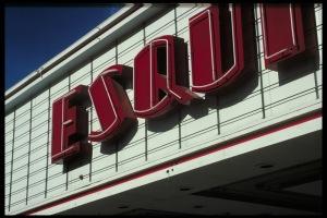 Esquire Theatre, Sacramento, CA