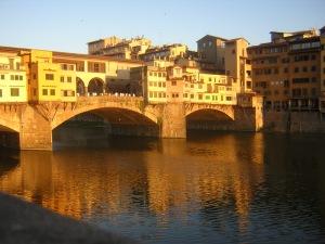 Ponte Vecchio, Florence, Italy