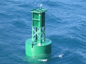 green-buoy-in-water_Wet Tech Energy